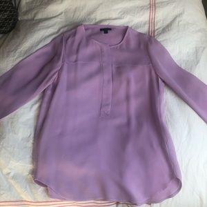 BEAUTIFUL Jcrew Lavender blouse 🌸🌸🌸